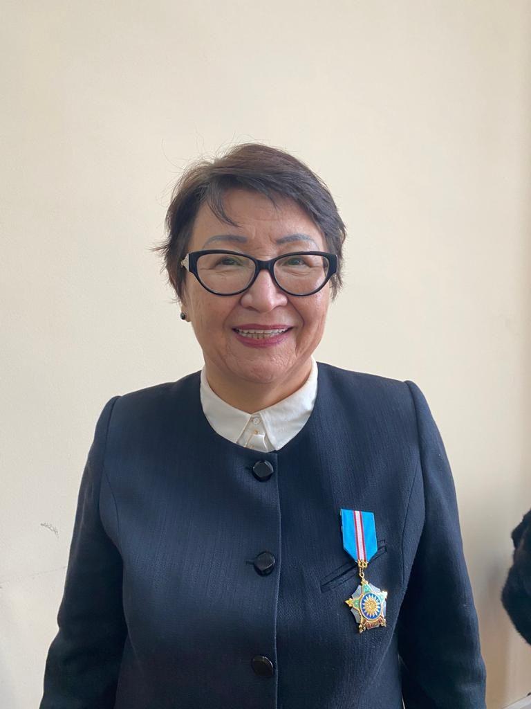 Балнур Кадырбек