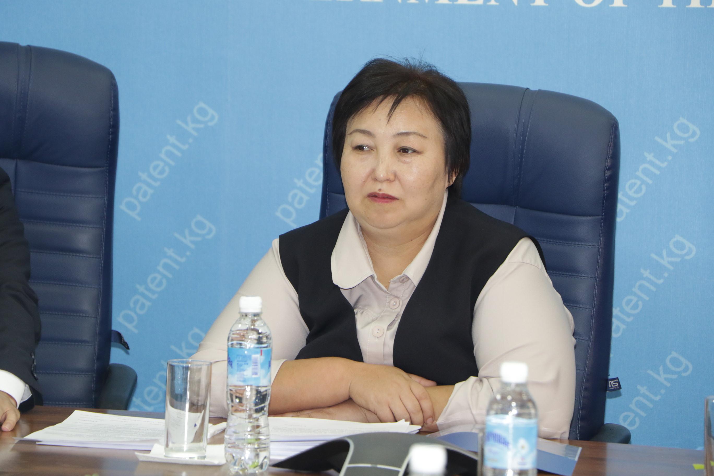 Керимбаева Рахат Топчубаевна