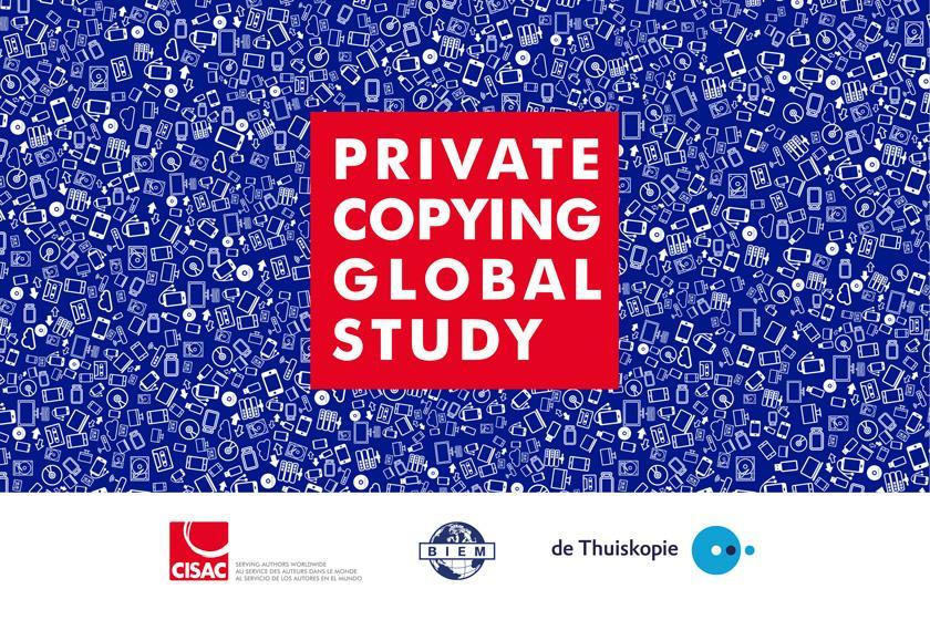Исследование CISAC о частном копировании